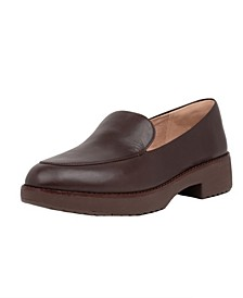 Women's Talia Leather Loafers