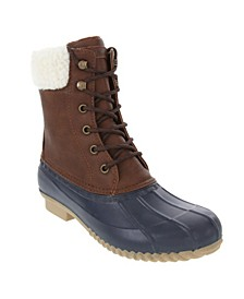 Women's Windchill Winter Duck Ankle Boot