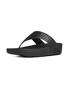 Women's Lulu Weave Wedge Sandal