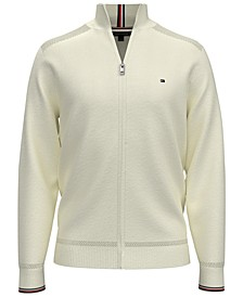 Men's Richardson Regular Classic Fit Full-Zip Cardigan
