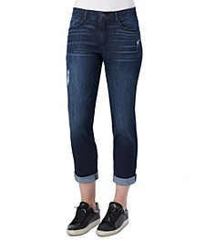 Women's AB Solution Girlfriend Jeans