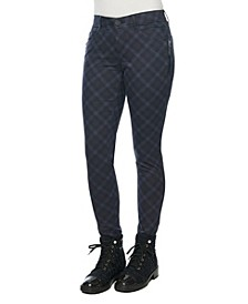 Women's High-Rise AB Solution Side Zip Ankle Jegging