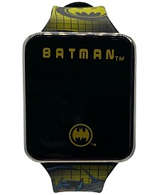 Kid's Batman Silicone Strap Touchscreen Watch 36x33mm