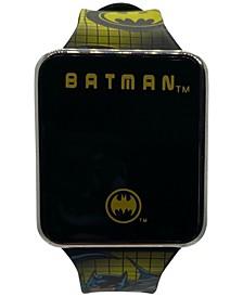 Kid's Batman Silicone Strap Touchscreen Watch 36x33mm