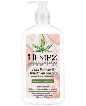 Fresh Fusions Pink Pomelo & Himalayan Sea Salt Herbal Body Moisturizer