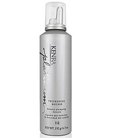 Thickening Mousse 12, from PUREBEAUTY Salon & Spa 6.7 oz