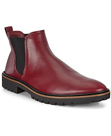 Women's Incise Tailored Chelsea Boots
