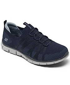 Women's Gratis - Chic Newness Wide Width Walking Sneakers from Finish Line