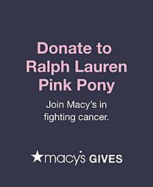 Pink Pony Donations