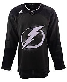 adidas Men's Tampa Bay Lightning Military Appreciation Pro Jersey