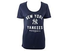 Women's New York Yankees Vintage T-Shirt