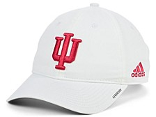 Indiana Hoosiers Coaches Sideline Adjustable Cap