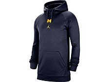 Michigan Wolverines Men's Practice Hooded Sweatshirt