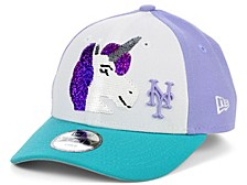 Women's New York Mets Unicorn Flip 9FORTY Cap