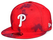 New Men's Era Philadelphia Phillies Team Fleck 9FIFTY Cap