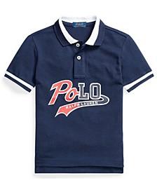 폴로 랄프로렌 남아용 폴로셔츠 Polo Ralph Lauren Little Boys Logo Cotton Mesh Polo Shirt