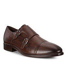 Men's Vitrus Mondial Monk Strap Shoe Oxford