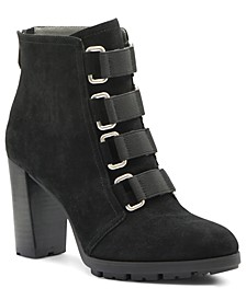 Women's Theresa Suede Booties