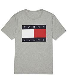 Men's Tommy Jeans Sensory Tagless Logo T-Shirt