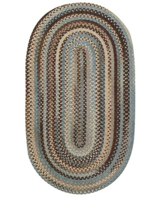 Area Rug, American Legacy Oval Braid 0210-700 5' x 8'