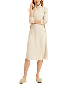 Turtleneck Sweater Dress, Created for Macy's