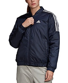 Women's Essentials Insulated Bomber Jacket
