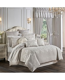 Maryanne Queen 4 Pieces Comforter Set