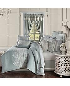 Patricia King 4 Pieces Comforter Set