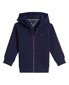 Toddler Boys Arnold Full Zip Hoodie