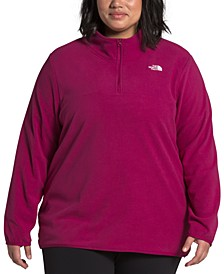 Women's Plus Size TKA Glacier Pullover Hoodie