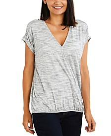 Wrap Nursing Top