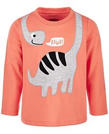 Baby Boys Rawr Dino T-Shirt, Created for Macy's