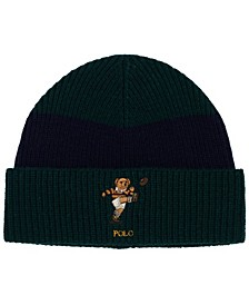 Men's Bear Cold Weather Cuff Hat