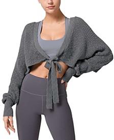 Women's Soft Long- Sleeve Sweater