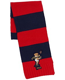 Men's Cold Weather Bear Scarf