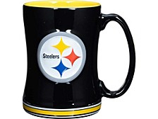 Pittsburgh Steelers 14oz Relief Mug