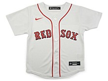 Boston Red Sox Kids Official Blank Jersey