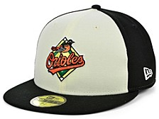 Baltimore Orioles Coop Front 59FIFTY Cap