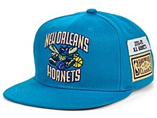 New Orleans Hornets Hardwood Classic Jockey Snapback Cap