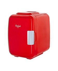 Classic-4L Compact Thermoelectric Cooler And Warmer Mini Fridge