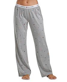 Women's Logo Pajama Pants, Online Only