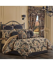 Toscano Queen 4 Piece Comforter Set