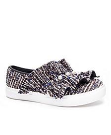 Women's Jean Genie Tweed Sneakers