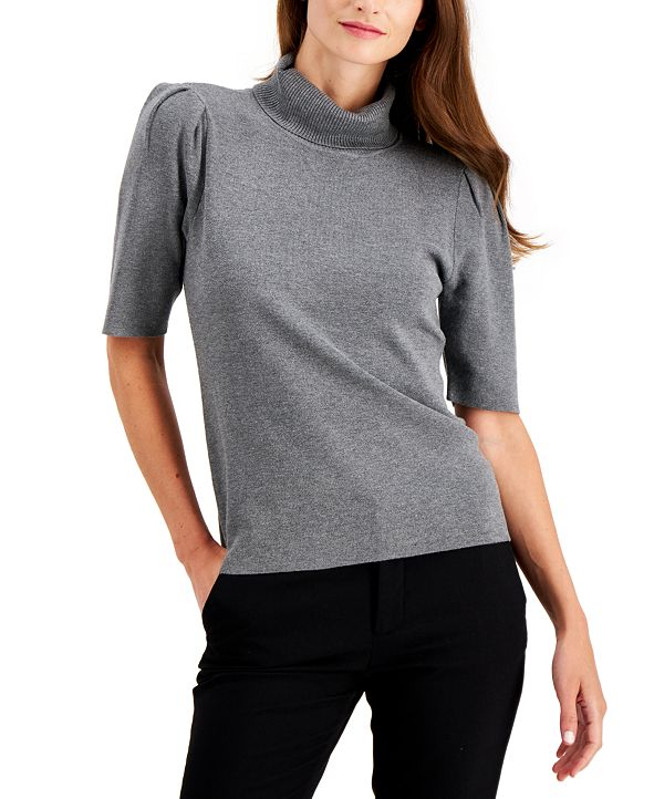 Alfani Turtleneck Sweater, Created for Macy's