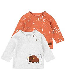 Baby Boy 2pk LS Tops