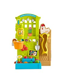 CLOSEOUT! Fisher-Price® Laugh & Learn® Grow-the-Fun Garden to Kitchen™