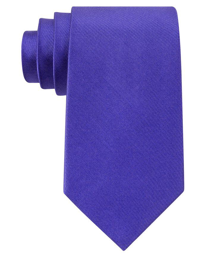 Michael Kors - Tie, Sapphire Solid II