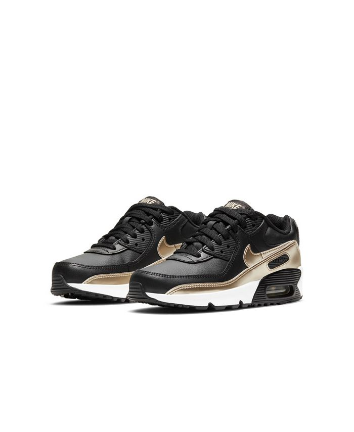 Nike Big Kids Air Max 90 LTR Casual Sneakers from Finish Line ...