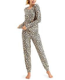 Pajamas & Scrunchie Set, Created for Macy's