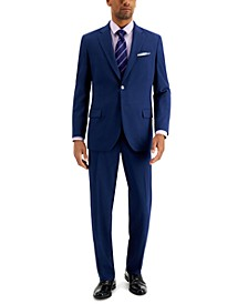 Men's Modern-Fit Bi-Stretch Suit